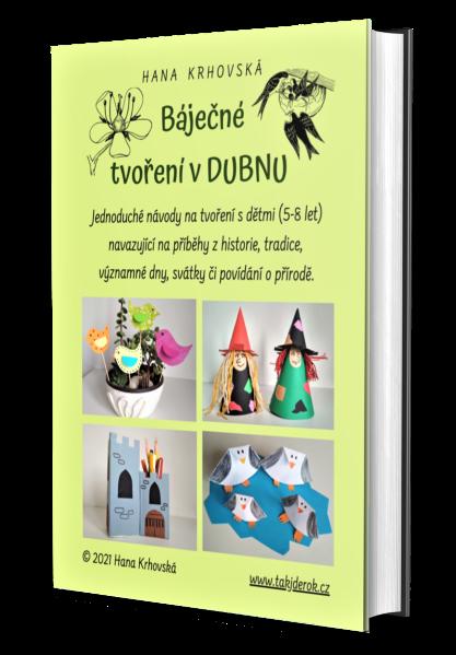 E-book Báječné tvoření v DUBNU