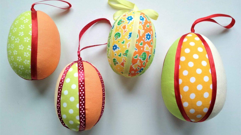 velikonoční vajíčka dekorace